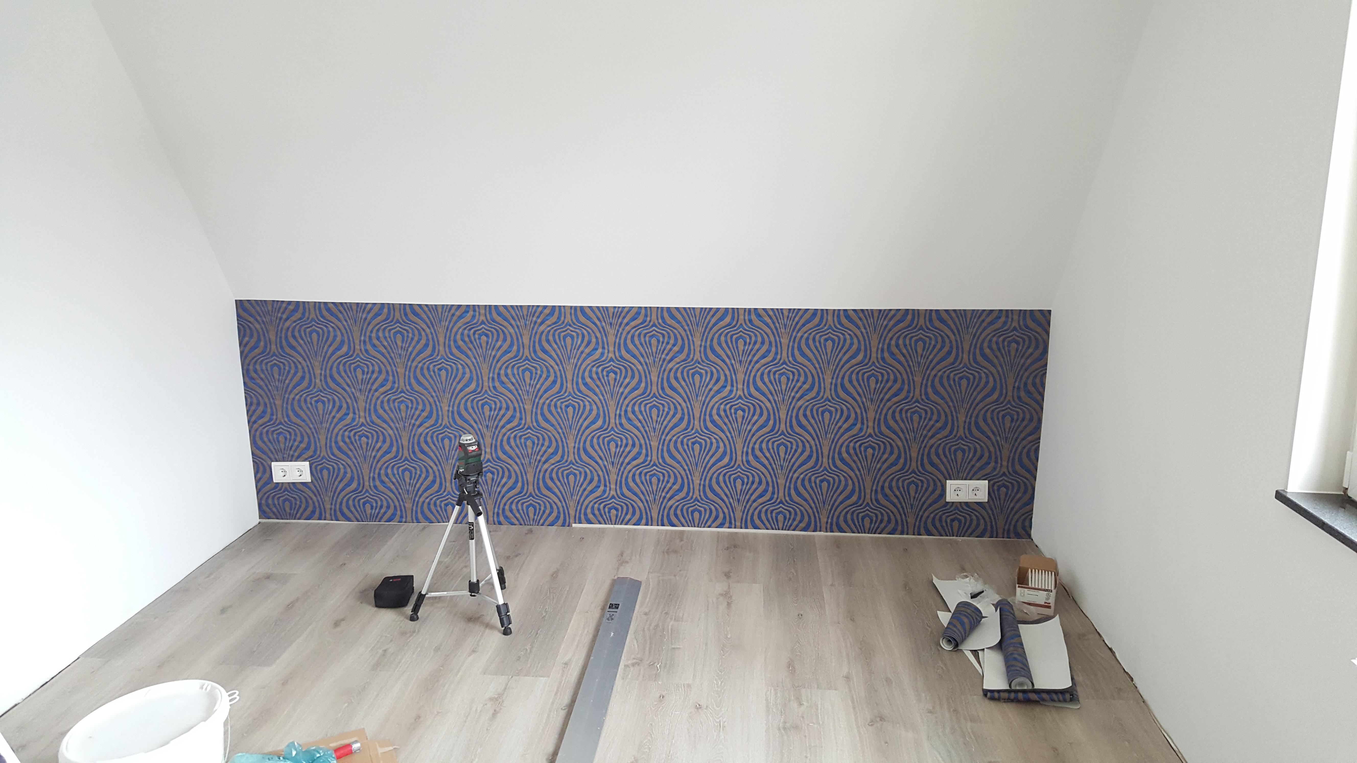 das schlafzimmer mustertapete - Muster Tapete Schlafzimmer