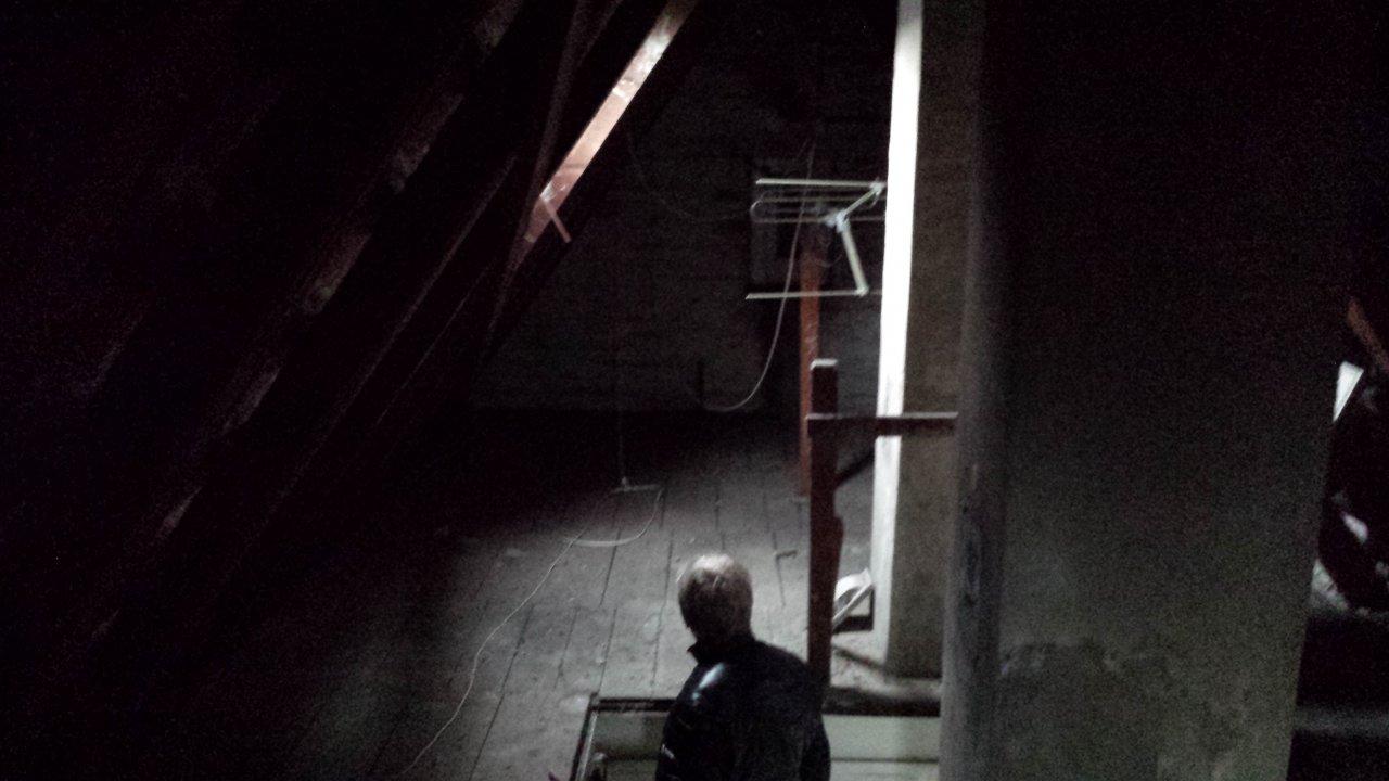 Der Dachboden - verstecktes Potential