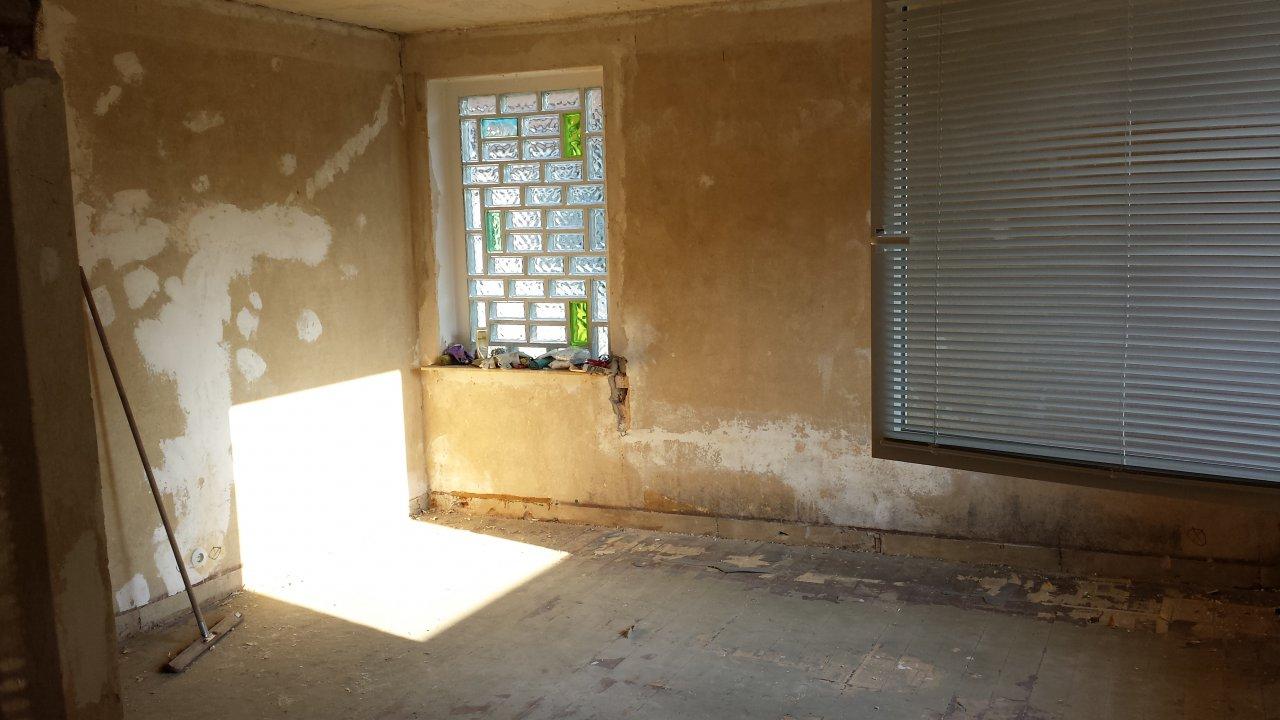 Das Wohnzimmer - Wo kommt was später hin
