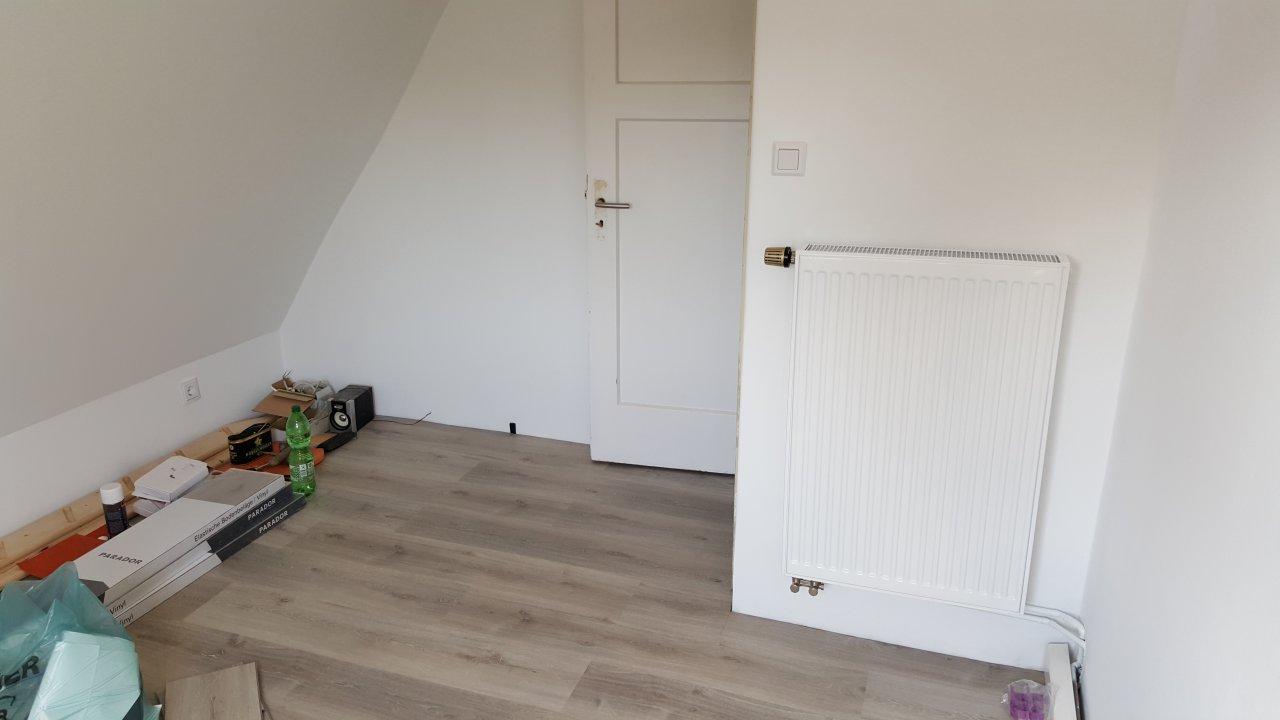 Das Ankleidezimmer - Fußboden